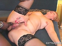Black, Creampie