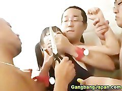 Asian, Group, Orgy