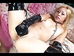Anal, Blonde, Boots