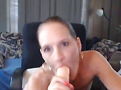 Riding, Milf, Dildo