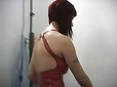 Latex, Massage, Røv