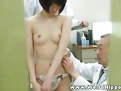 Asian, Doctor, Office