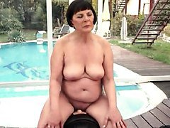 Chubby, Riding, Sybian
