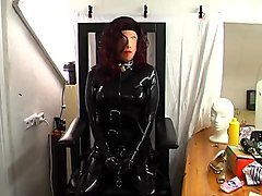 Bondage, Rubber, Doll