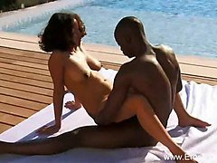 African, Couple