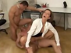 Bisexual, Office, Threesome