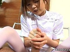 Asian, Handjob, Japanese