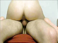 Riding, Teen, Creampie