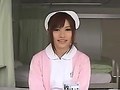 Asian, Stockings, Nurse