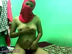 Arab, Wife, Caught