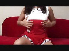 Masturbation, Cheerleader