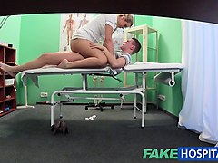 Caught, Nurse, Creampie