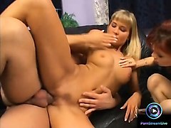 Anal, Teen, Threesome