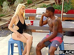 Black, Surprise, Interracial